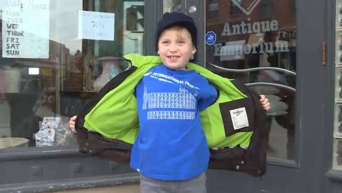 Kingston 'wiz kid' demonstrates impressive memorization skills