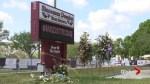 Marjory Stoneman Douglas students, staff return to school 2 weeks after deadly shooting