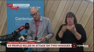 11 patients in intensive care, 7 discharged after Christchurch attack