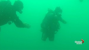 Quadruple amputee sets Russian record for dive in open water