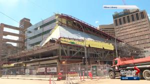Edmonton's Milner library gets cash infusion