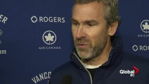 One on one with Trevor Linden