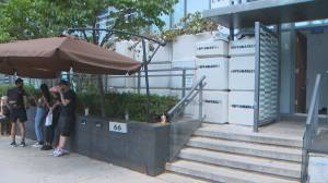 Café cannabis store in Fort York shut, now selling on street