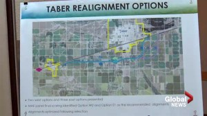 Final open house held to discuss future of Highway 3 around Taber