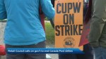 Has the rotating Canada Post strikes put the holiday shopping season in jeopardy?