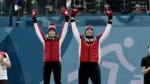 Canadian Olympic gold rush makes history