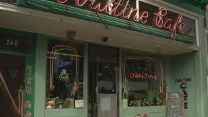 Vancouver's Ovaltine Café wins international accolades