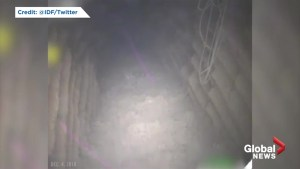 Israeli military finds 4th Hezbollah tunnel near Lebanon border
