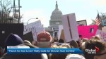 'March for Our Lives': Rally calls for stricter gun control