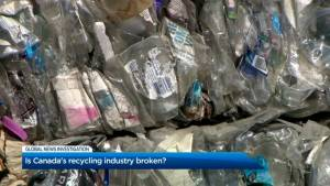 Is Canada's recycling industry broken?