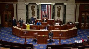 U.S. House votes to block Trump's emergency order over border wall
