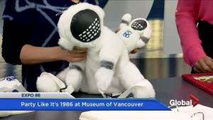 Museum of Vancouver looks back at Expo 86