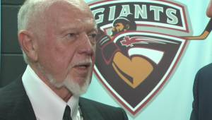 Don Cherry in Vancouver to coach Top Prospects Game