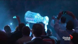 Edmonton Oilers celebrate 1984 Stanley Cup win 30 years later