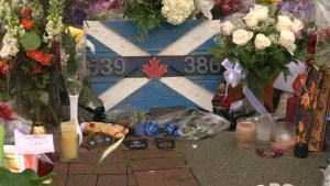 Tributes roll in for fallen Abbotsford officer ahead of candlelight vigil