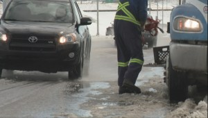Calgary tow truck operator says it will take a week to clear vehicles abandoned in storm