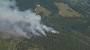 BC wildfires show no signs of slowing down