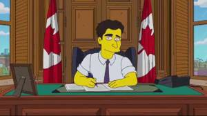 Canadian journalist to portray Trudeau on 'The Simpsons'