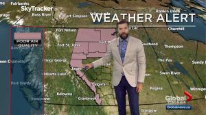 Edmonton Weather Forecast: Aug. 21