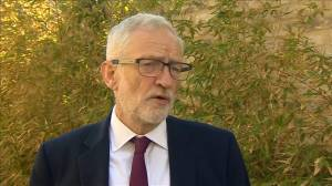 Corbyn responds to EU vote losses, calls for general election
