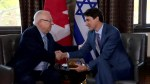 Trudeau, Payette welcome president of Israel for state visit