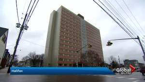 Halifax man charged with manslaughter in 2016 death in public housing building