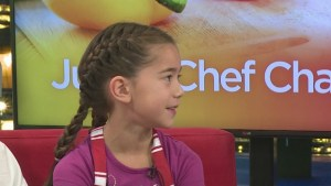 Junior Chef competition: Renee Yang