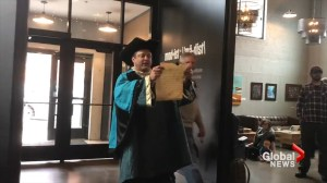 Bud Light delivers cease and desist with town crier to Minneapolis brewery
