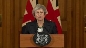 Theresa May outlines her top priorities in Brexit divorce deal