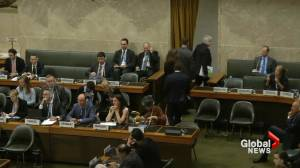U.S. walks out of UN disarmament conference in protest of Syria