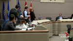 Tensions run high at Calgary city council meeting over downtown event centre proposal