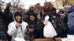 Nicki Minaj returns home to Queens to give back to the community