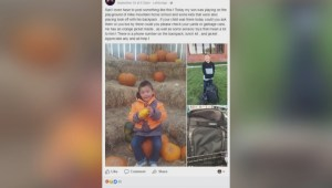 Lethbridge mom searches for backpack stolen from west-side playground