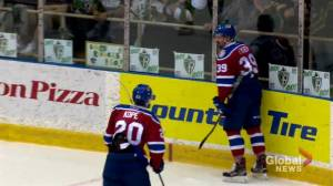 Prince Albert Raiders putting OT loss against Edmonton Oil Kings behind them
