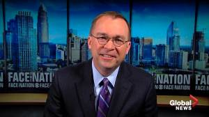 Mulvaney says Roger Stone has nothing to do with president, White House