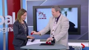Magician Jamie O'Brien