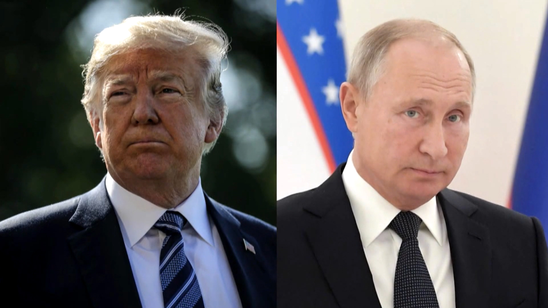 Trump withdraws from Putin meeting due to Ukraine crisis