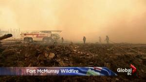 Alberta premier to tour Fort McMurray fire damage