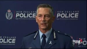 New Zealand shooting: Police officers who arrested suspect acted with 'absolute courage'