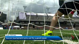 McGill holds annual GOAL soccer tournament