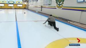 Edmonton Eskimos kicker a man of many sports: 'I curl 5 times a week'