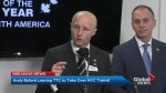 Andy Byford steps down as head of TTC