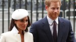 Meghan Markle arrives for Commonwealth Day Ceremony, her 1st public event with the Queen