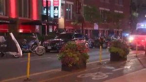 Man in life-threatening condition after being shot in downtown Toronto restaurant
