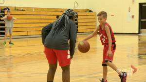Basketball scoring big points with Sask. youth