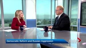 Russia under Putin is an outdated empire: Shevchenko
