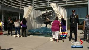 Emotional ceremony in Saskatoon honours missing and murdered indigenous women