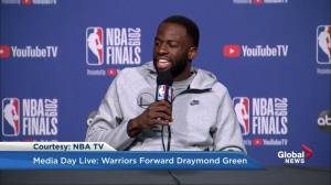 Draymond Green breaks down Kawhi Leonard's overall game