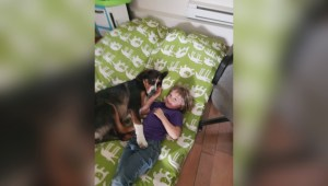 Charitable fund saves beloved family pet facing euthanasia