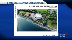 Big plans for Shakespeare on the Saskatchewan